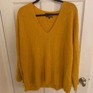 Something Navy Sweater